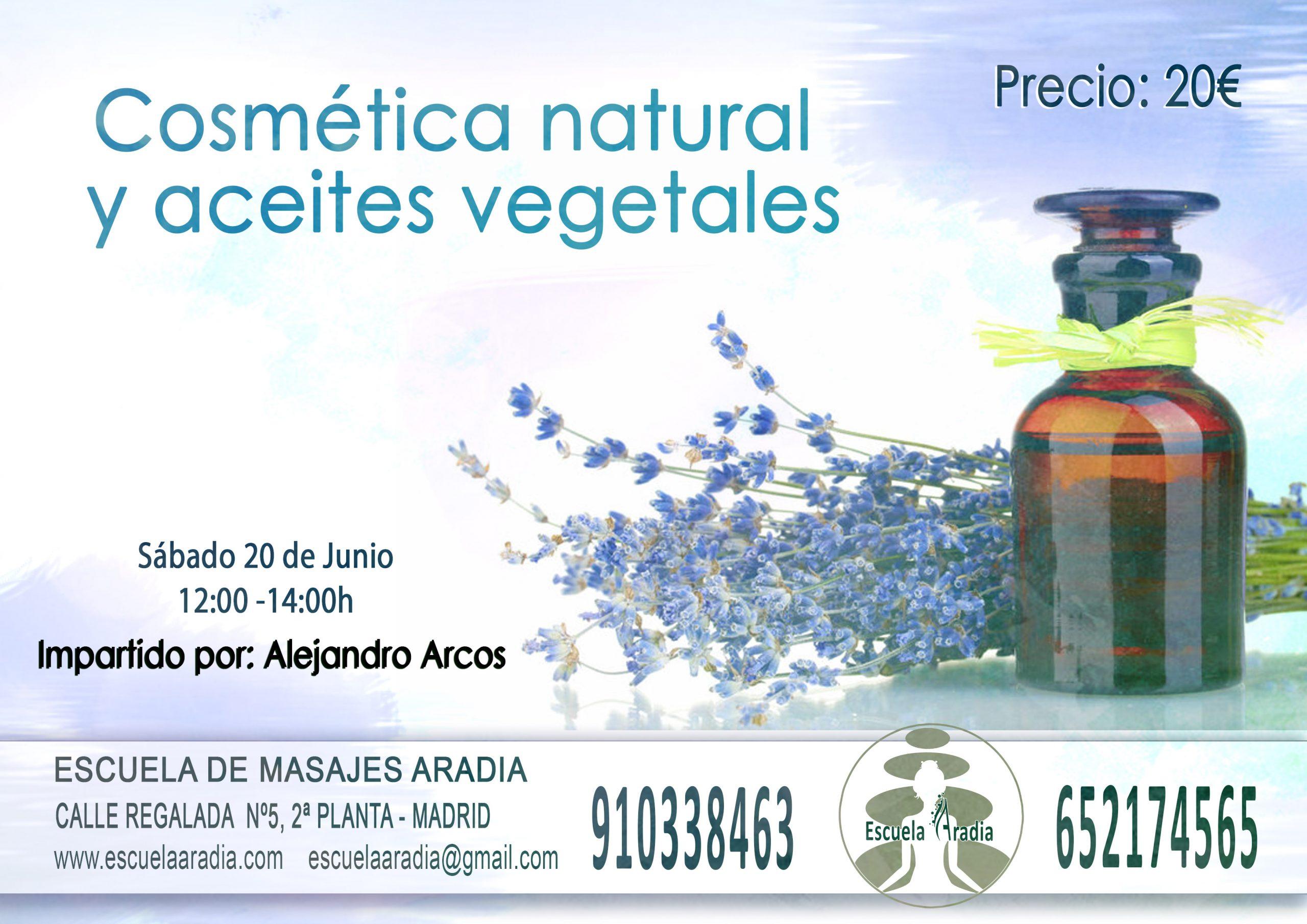 publicidad cosmética natural